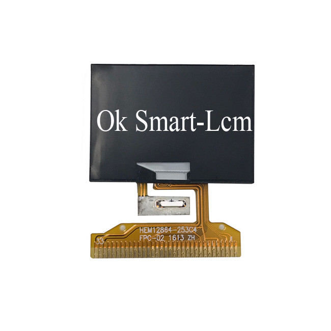Numbers Letters Square Lcd Screen Module LCM Lcd Display 12864