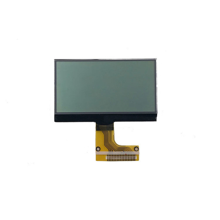 Dot Matrix Blue 12864 Lcd Display Yellow Green 5v With Backlight