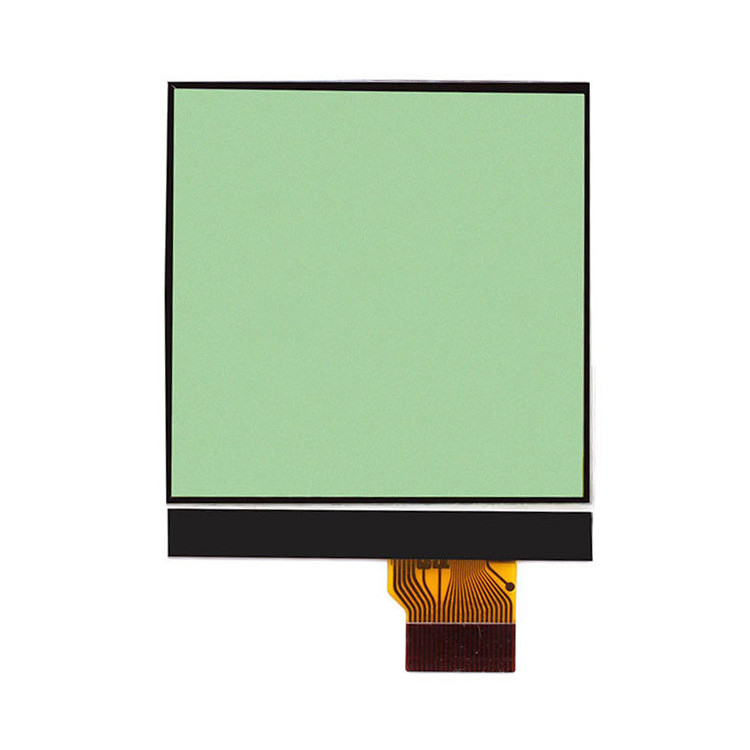 Transflective 144144 STN Mono Lcd Display Yellow - Green Backlight